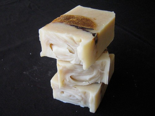 Goats Milk and Honey Soap