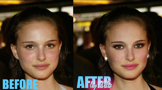 Natalie Portman by BY Debs