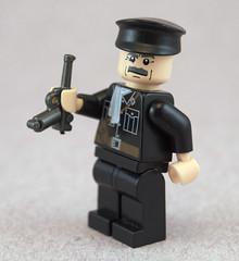 Luger (Titolian) Tags: lego helmet carbine vampir luger stahlhelm brickarms