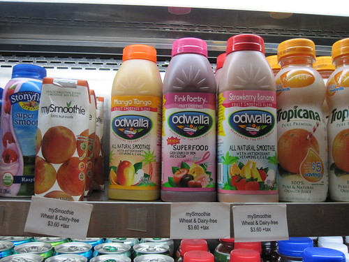 Odwalla Smoothies