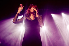 flo (30 of 34)Florence and the Machine // Wolves Civic Hall // 10.05.10 (Lee Allen Photography) Tags: rascal florence machine welch brits wolverhampton dogdays civichall leeallen dizze yougo