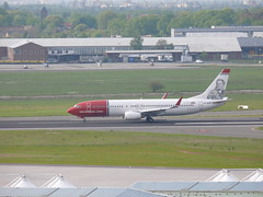 Norwegian Air Shuttle Boeing 737 Next Gen