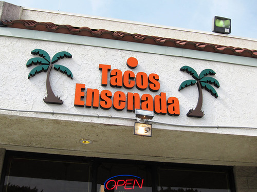 Lunch at Tacos Ensenada