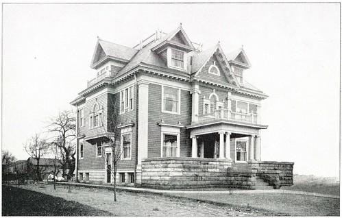 Charles H. Miller residence
