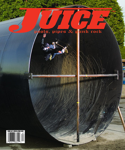 "Juice Magazine Eric ""Tuma"" Britton"