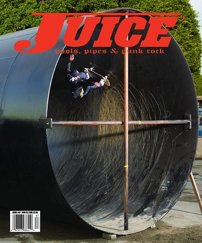 "Juice Magazine Eric ""Tuma"" Britton"