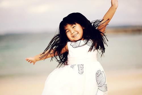 Jumping joy!