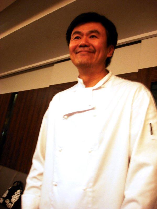 chef ken silverspoon trattoria