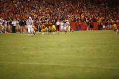 _MG_4445 (justin_cato) Tags: black game west men sports field point jack army football big athletics state stadium iowa knights ames fans cyclones ncaa academy isu xii cy trice fbs sideline big12 arnad