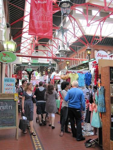 St George's Arcade Market