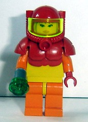 Samus Aran (ChocoBricks Customs) Tags: lego custom metroid samusaran