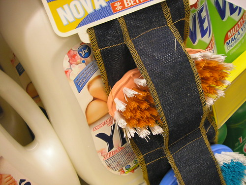 Escova para jeans (S.Paulo)
