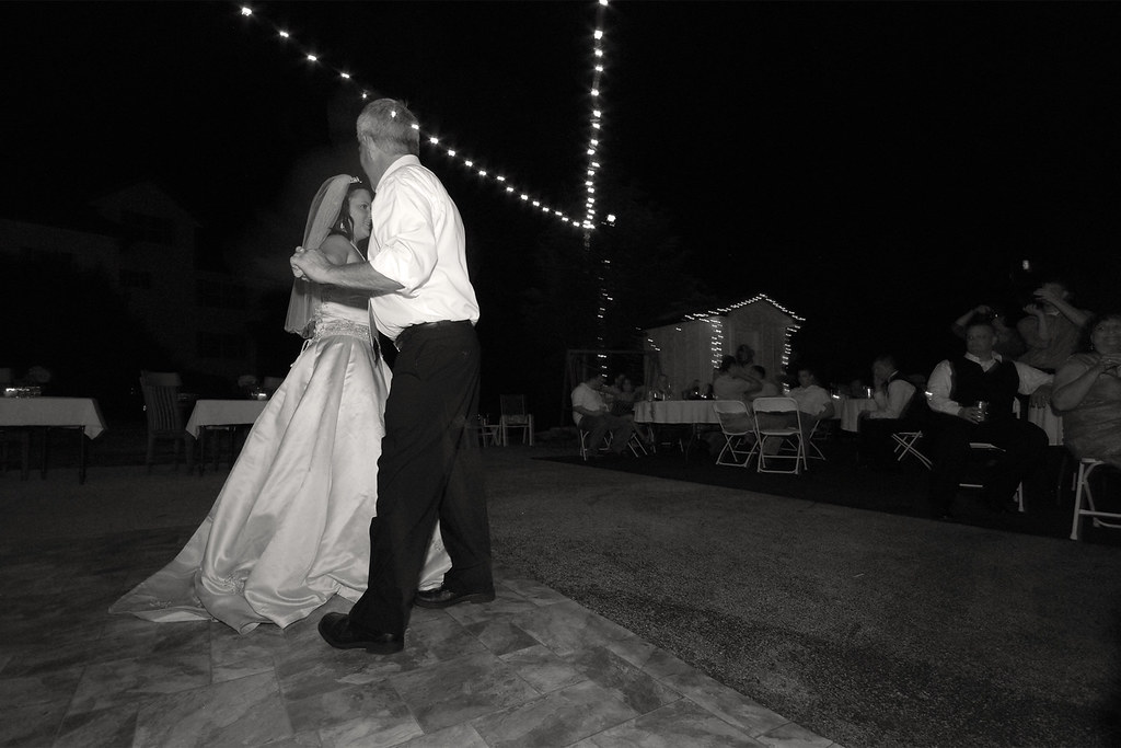 Dance at the Pitman Wedding 1