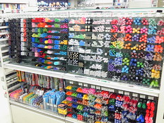 So. Many. Paint Markers. (J.F.C.) Tags: japan graffiti tokyo paint markers tokyuhands