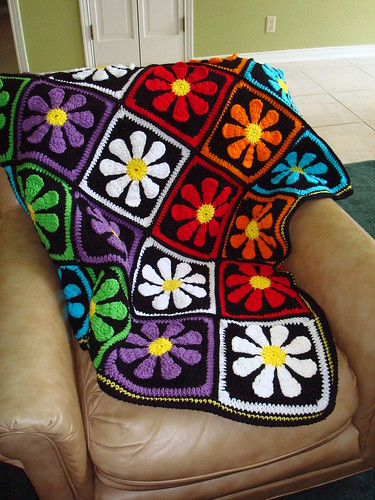 Daisy Afghan