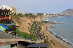 Miraflores, Lima (zug55) Tags: ocean peru pacific perú pacificocean miraflores larcomar océano océanopacífico