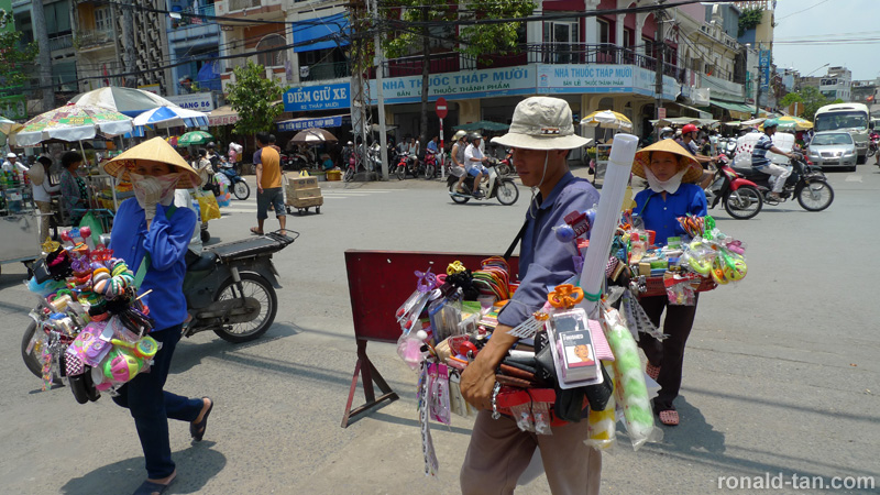 A Day in Ho Chi Minh City 1