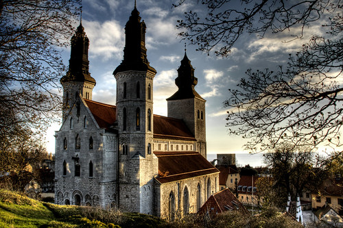 Cathedral. Visby. Catedral