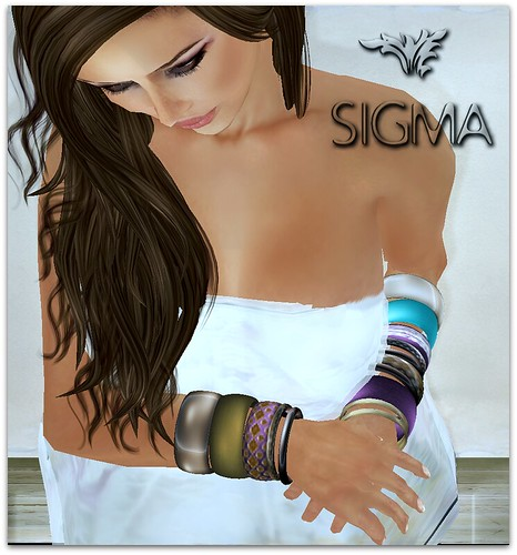 SIGMA Jewels/ Boho bangles