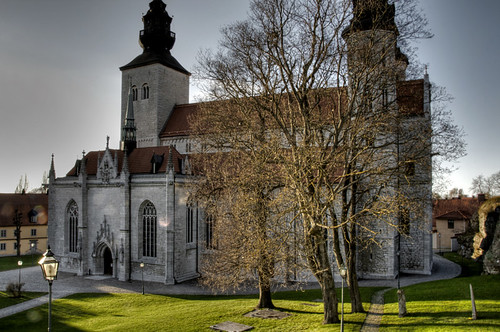 Visby cathedral. Catedral de Visby.