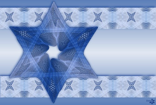 String Star of David
