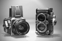 Hassieflex or Rolleiblad? (explored 5/29/2010) (donsnyc) Tags: rolleiflex zeiss lens hasselblad 28 planar