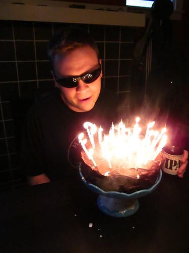 Greg's Birthday 9