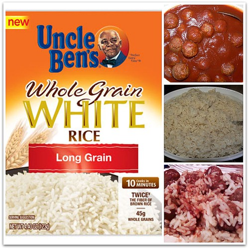 Taste Testing new Whole Grain White Rice
