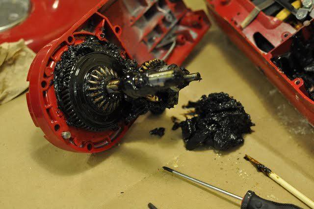 main gears