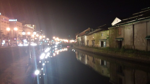 Xperiaで夜景を撮ってみた