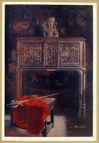 002-The book of decorative furniture, its form, colour, & history (1911)- Edwin Foley