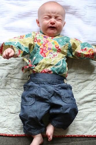 VERY sad kimono dance party