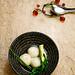 Savory mochi dumplings in light broth (sup banh troi man)