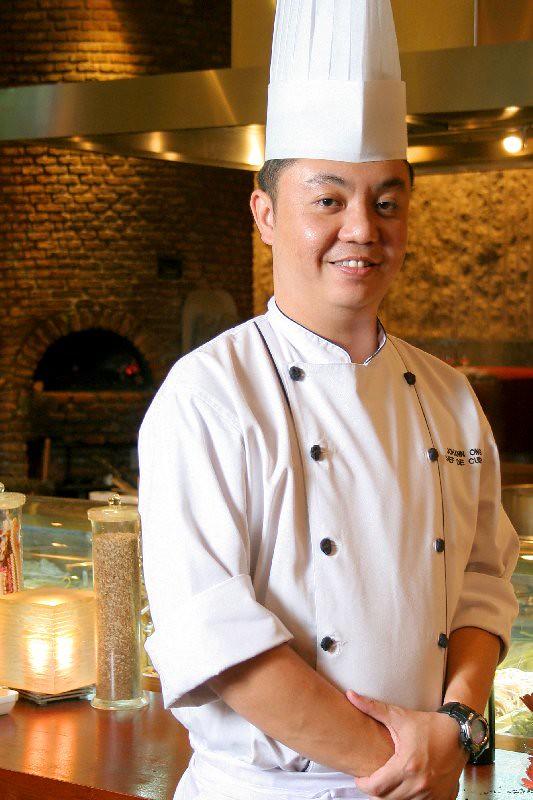 Chef Johann Ong