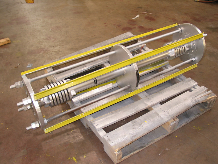 3,212 lb. Tied Universal Joint for an Oil Piping System Application in Nevada