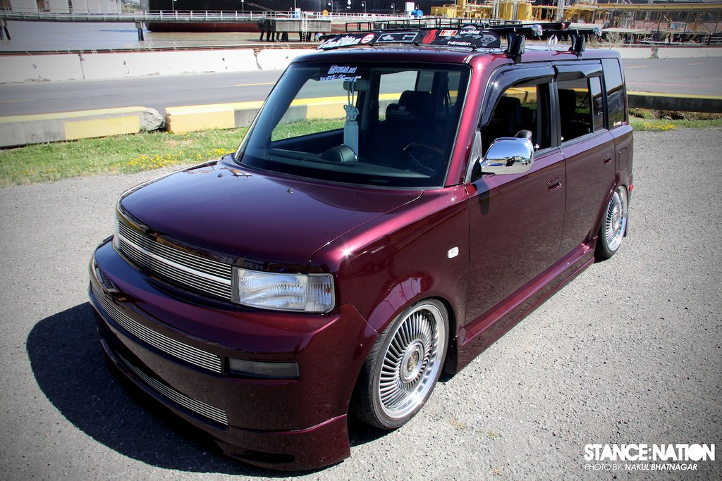 James Slammed Scion Xb Stancenation Form Gt Function