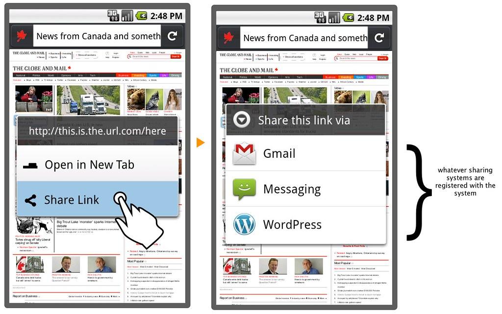 Mobile/Archive/Sharing - MozillaWiki
