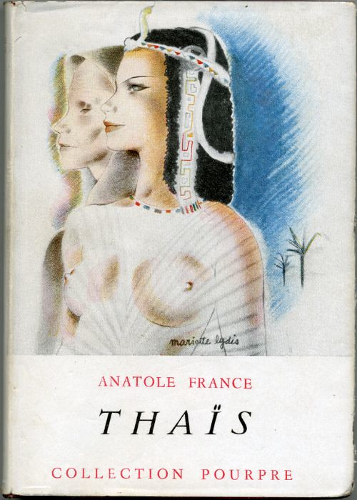 Thaïs by, Anatole FRANCE