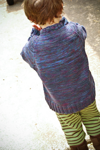 july :: elijah's night sky cardigan