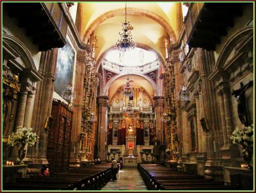 Ex Convento De Nuestra Senora Del Carmen San Luis Potosi Estado De