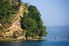 Rangamatir Prokriti ((_.*`*.ChobiWaLa.*`*._)) Tags: mountain lake nature beautiful beauty rock river landscape boat natural rocky scene rangamati 55200mm d40 kaptai ripervezgmailcom