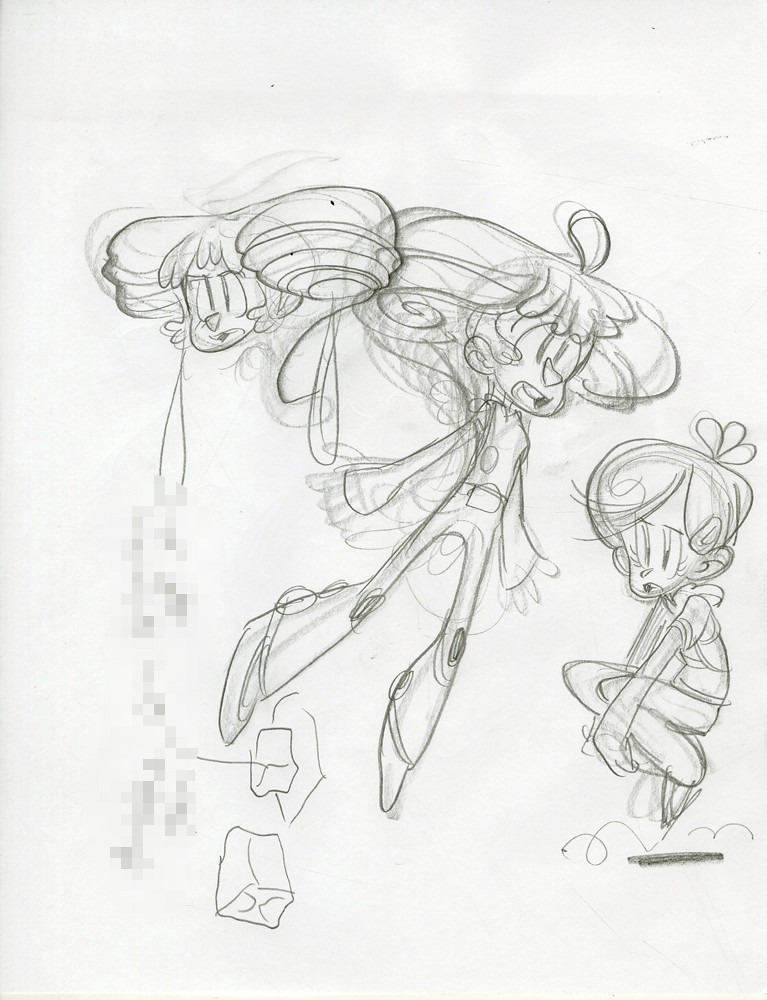 S.A.M. doodle 8