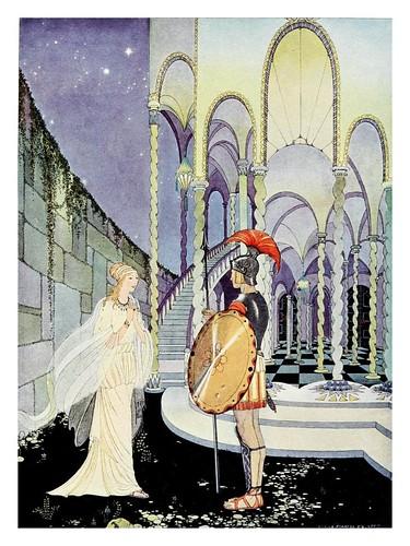 003-El Minotauro-Tanglewood tales 1921- Virginia Frances Sterrett