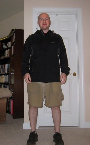 The GoLite Storm Jacket kept my upper body dry in a terrential downpour.