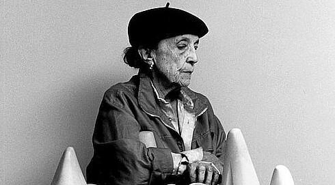 la mémoire de Louise Joséphine Bourgeois