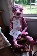 Pink Panther Quilt
