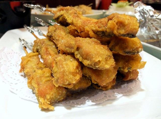 Deep Fried Eel