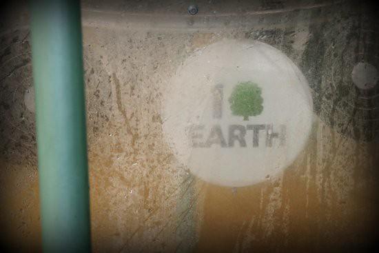 I (heart?) earth