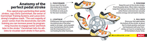 Anatomy of the Perfect Pedal Stroke