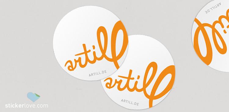 artill sticker